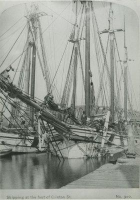 STARKE (1875, Schooner)