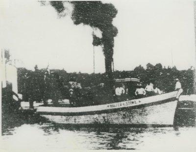 STONE, WALTER H. (1889, Propeller)