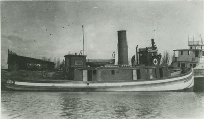 U. S. LIGHTSHIP NO. 59 (1893, Barge)