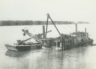 NO.3 (1900, Dredge)