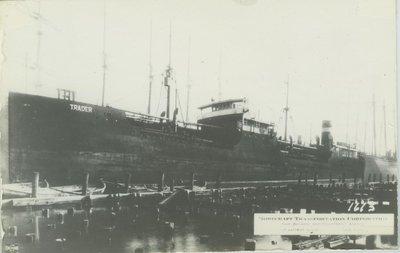 YUMA (1892, Bulk Freighter)