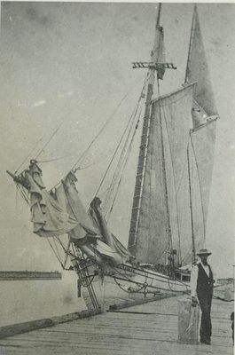 CANADIAN (1856, Schooner)