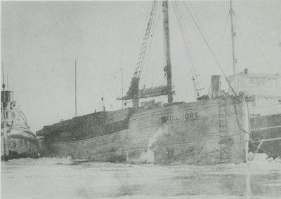 FILLMORE, CLARENCE J. (1889, Schooner-barge)