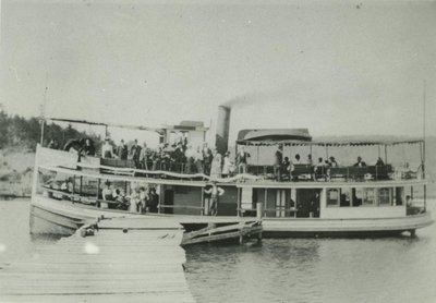 DAVIDSON, JOSIE (1884, Excursion Vessel)