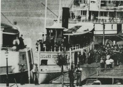 ISLAND BELLE (1877, Propeller)