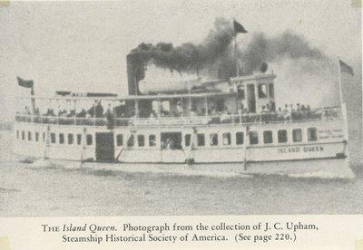 ISLAND QUEEN (1887, Propeller)