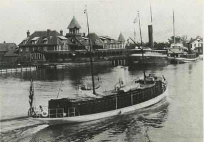 IVY (1901, Yacht)