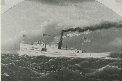 SAMSON (1864, Tug (Towboat))