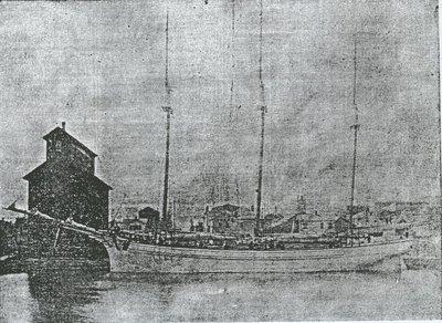 SCHUETTE, JOHN (1875, Schooner)