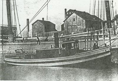 WETZEL, RUDOLPH (1870, Tug (Towboat))