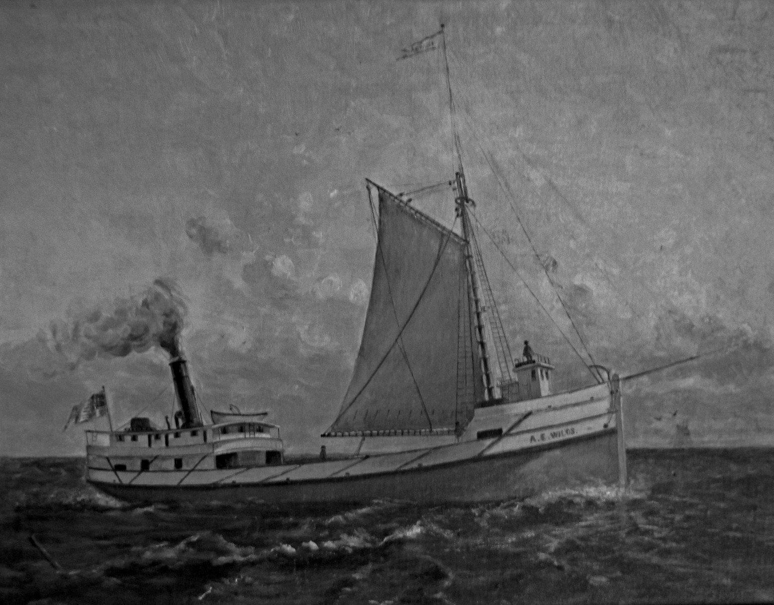 WILDS, ALICE E. (1883, Propeller)