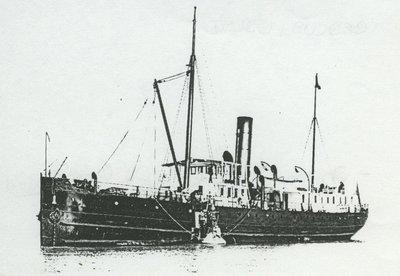 CROCUS (1904, Propeller)