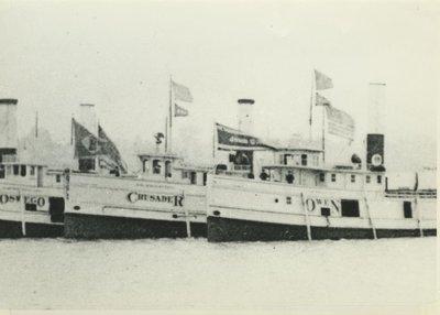 CRUSADER (1874, Tug (Towboat))