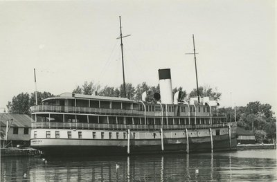 DALHOUSIE CITY (1911, Excursion Vessel)