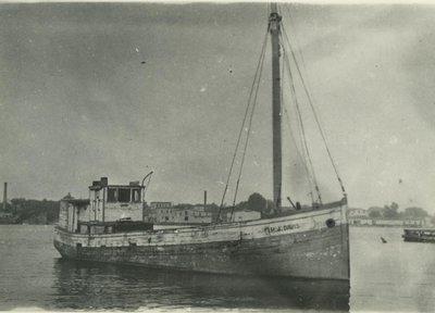 DAVIS, H. J. (1908, Bulk Freighter)