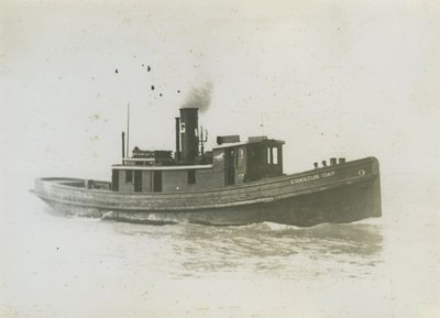 DAY, ERASTUS (1893, Tug (Towboat))