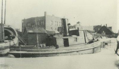 DEGRAFFE, J.H. (1882, Tug (Towboat))