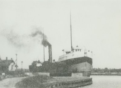 IONIA (1890, Bulk Freighter)
