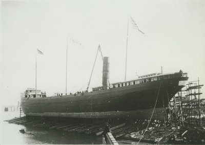 IOSCO (1891, Bulk Freighter)