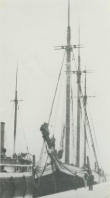 IRON STATE (1880, Schooner)