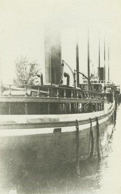 IROQUOIS (1892, Bulk Freighter)