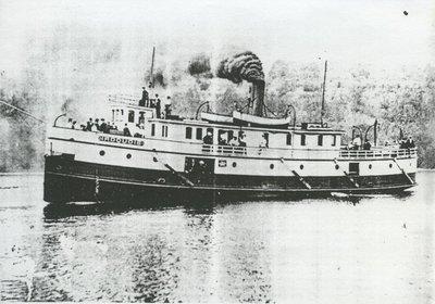 IROQUOIS (1902, Passenger Steamer)