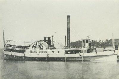 ISLAND QUEEN (1855, Steamer)