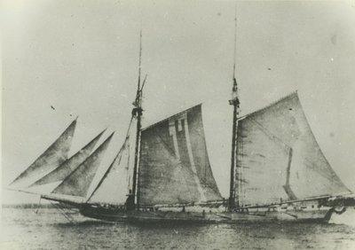JAMAICA (1867, Schooner)