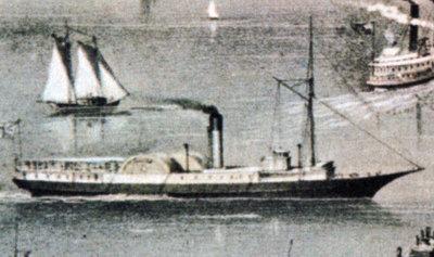 PEERLESS (1853, Steamer)