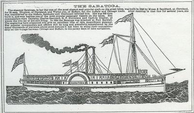 SARATOGA (1846, Steamer)