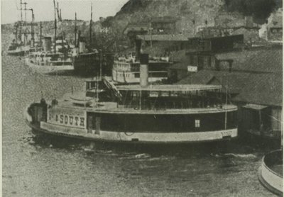 SOUTH (1885, Ferry)