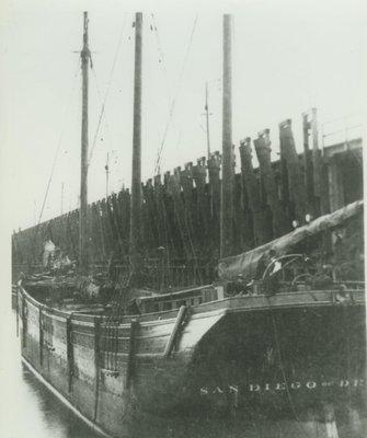 SAN DIEGO (1874, Schooner)