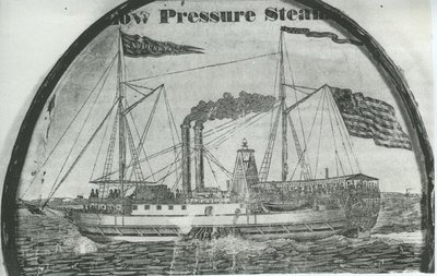 SANDUSKY (1834, Steamer)