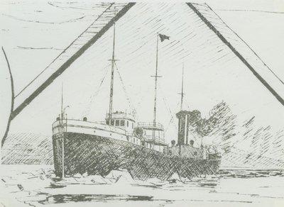 SCHLESINGER, FERDINAND (1891, Bulk Freighter)