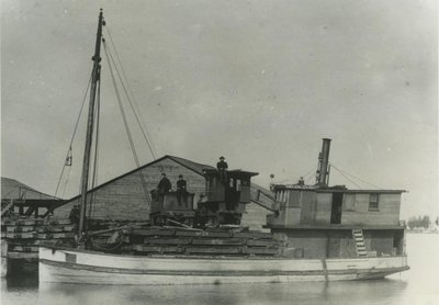 TAYLOR, HELEN (1894, Steambarge)