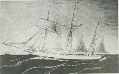 SAVELAND (1873, Schooner)