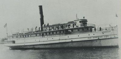 BERKELEY (1902, Passenger Steamer)