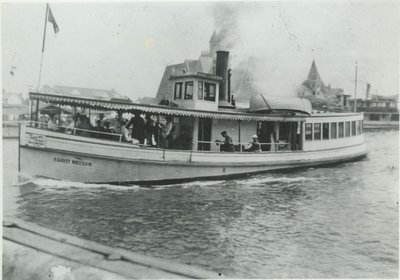 WATSON, HARVEY (1893, Yacht)