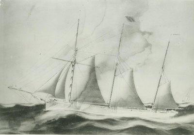 WEBB, H. J. (1869, Schooner)
