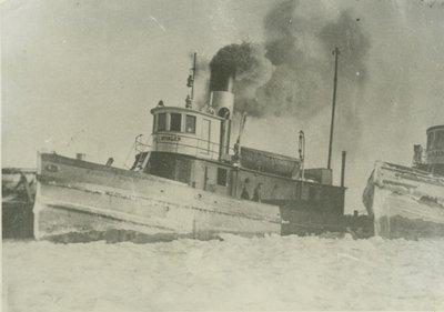 WHALEN, EDWARD C. (1913, Tug (Towboat))