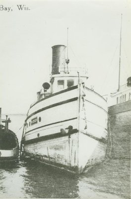 WESTOVER, LUTHER (1877, Tug (Towboat))
