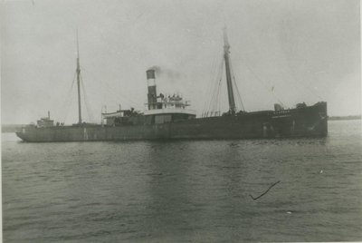 WEXFORD (1883, Package Freighter)