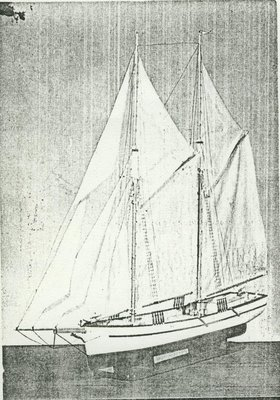 WHITE OAK (1867, Schooner)