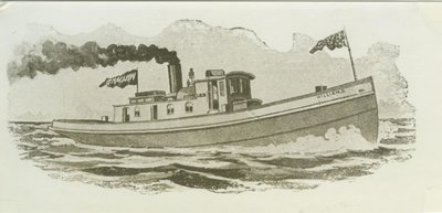 WILLIAM D. (1892, Tug (Towboat))