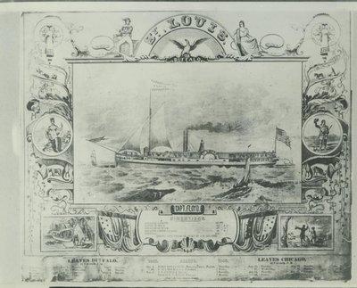 ST. LOUIS (1844, Steamer)