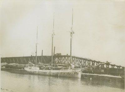 SANDS, ISABELLA (1874, Schooner)
