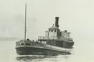 SCOTIA (1870, Steambarge)