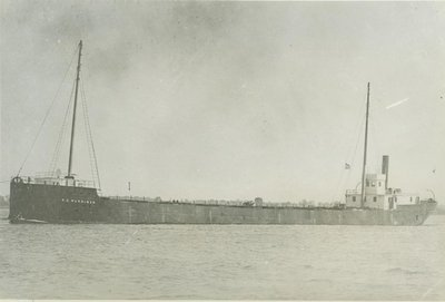 WARRINER, S. D. (1901, Barge)