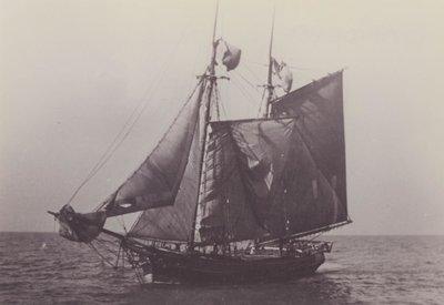 WANDERER (1866, Schooner)