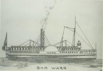 WARD, SAMUEL (1847, Steamer)